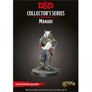 Gale Force Nine Dungeons & Dragons  D&D Miniatures D&D: Mahadi - GFN71096 - 9420020248748