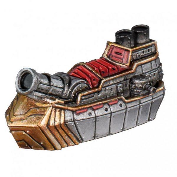 Mantic Kings of War Armada  Dwarf Fleet Dwarf Thunderer - MGARD203 - 5060469667539