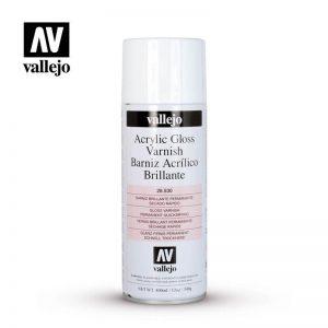Vallejo   Varnish AV Vallejo Spray Varnish - - 400ml Gloss - VAL28530 - 8429551285315
