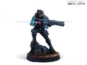 Corvus Belli Infinity  Nomads Nomad  Securitate (Feuerbach) - 281505-0831 - 2815050008313