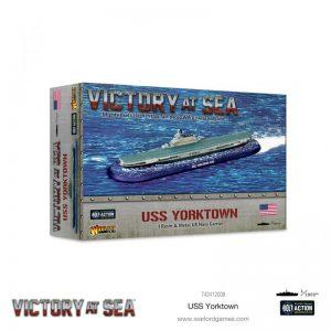 Warlord Games (Direct) Victory at Sea  Victory at Sea Victory at Sea: USS Yorktown - 742412008 - 5060572507333