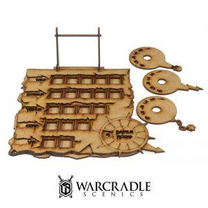 Warlord Games   Battlecry Battlecry Wartracker - WSA810003 - 5060504868730