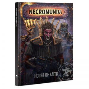 Games Workshop (Direct) Necromunda  Necromunda Necromunda: House of Faith - 60040599027 - 9781788269711