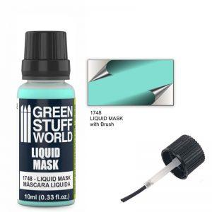 Green Stuff World   Airbrushes & Accessories GSW Liquid Mask - 8436574501070ES - 8436574501070
