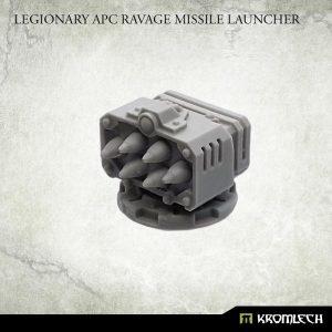 Kromlech   Legionary Conversion Parts Legionary APC Ravage Missile Launcher - KRVB076 - 5902216118843