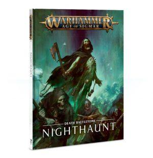 Games Workshop Age of Sigmar  Nighthaunts Battletome: Nighthaunt - 60030207011 - 9781788262828