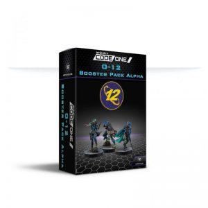 Corvus Belli Infinity  O-12 O-12 Booster Pack Alpha - 282009-0854 - 2820090008544