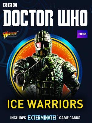 Warlord Games Doctor Who  Doctor Who Doctor Who: Ice Warriors - 602210142 - 5060393709237
