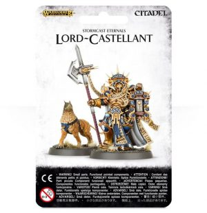 Games Workshop Age of Sigmar  Stormcast Eternals Stormcast Eternals Lord-Castellant - 99070218003 - 5011921061242
