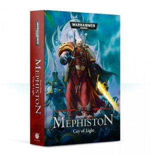 Games Workshop   Warhammer 40000 Books Mephiston: City of Light (Paperback) - 60100181749 - 9781789991314
