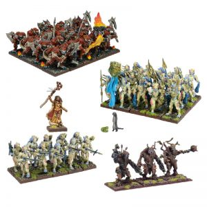 Mantic Kings of War  Forces of Nature Forces of Nature Starter Army - MGKWN101 - 5060208869637