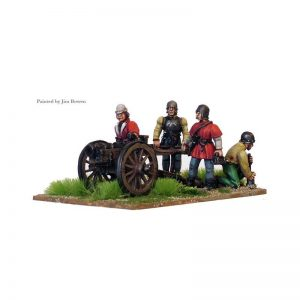 Perry Miniatures   Perry Miniatures Breach Loading Field Piece - WR6 -