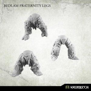 Kromlech   Heretic Legionary Conversion Parts Bedlam Fraternity Legs (6) - KRCB171 - 5902216114197