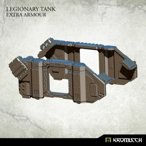 Kromlech   Legionary Conversion Parts Legionary Tank: Extra Armour - KRVB036 - 5902216116016