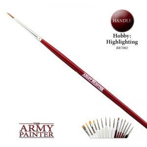 The Army Painter   Army Painter Brushes Hobby Brush: Highlighting - APBR7002 - 5713799700208