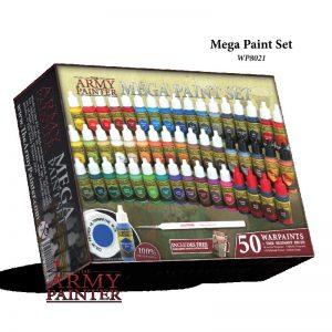 The Army Painter   Paint Sets Warpaints Mega Paint Set III - APWP8021 - 2580211115628