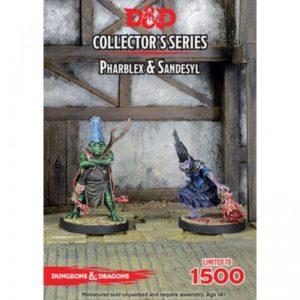 Gale Force Nine Dungeons & Dragons  D&D Miniatures D&D: Pharblex & Sandesyl - GFN71035 - 9420020226289