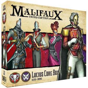 Wyrd Malifaux  Guild Lucius Core Box - WYR23102 - 812152031159