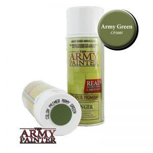 The Army Painter   Spray Paint AP Spray: Army Green - APCP3005 - 2540101130056