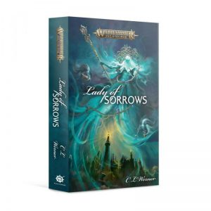 Games Workshop   Age of Sigmar Books Lady of Sorrows (paperback) - 60100281281 - 9781789992649