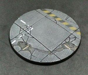 Baker Bases   Concrete Concrete: 100mm Round Base (1) - CB-CN-01-100 - CB-CN-01-100