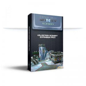 Corvus Belli Infinity  Infinity Essentials Kaldstrom Scenery Expansion Pack - 285069 - 2850690000006