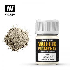 Vallejo   Pigments Vallejo Pigment - Desert Dust - VAL73121 - 8429551731218