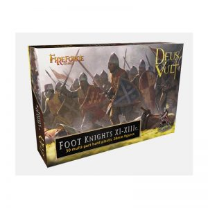 Fireforge Games   Medieval Era Foot Knights XI-XIIIc - FF015 - 2621080003330