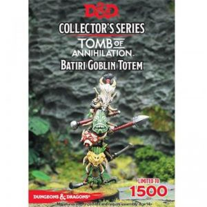 Gale Force Nine Dungeons & Dragons  D&D Miniatures D&D: Batiri Goblin Totem - GFN71060 - 9420020237346