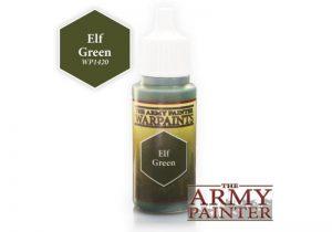 The Army Painter   Warpaint Warpaint - Elf Green - APWP1420 - 5713799142008