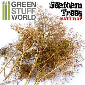 Green Stuff World   Green Stuff World Terrain Seafoam trees mix - 8436554368440ES - 8436554368440
