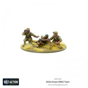 Warlord Games Bolt Action  Germany (BA) Afrika Korps MMG Team - 403012025 - 5060572501300