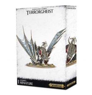 Games Workshop (Direct) Age of Sigmar  Flesh Eater Courts Zombie Dragon / Terrorgheist - 99120207035 - 5011921070411