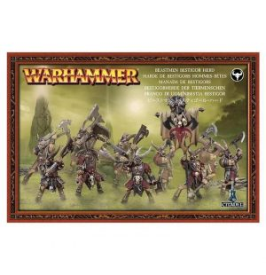 Games Workshop (Direct) Age of Sigmar  Age of Sigmar Direct Orders Beasts of Chaos Bestigor Herd - 99120216003 - 5011921017874