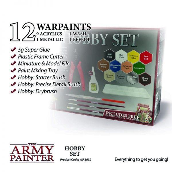 The Army Painter   Army Painter Tools Army Painter Hobby Set - APWP8032 - 5713799803206