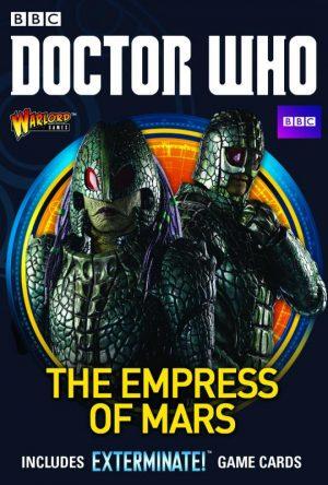 Warlord Games Doctor Who  Doctor Who Doctor Who: The Empress of Mars - 602210143 - 5060393709244