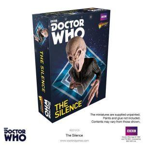 Warlord Games Doctor Who  Doctor Who Doctor Who: The Silence - 602210123 - 5060393705093