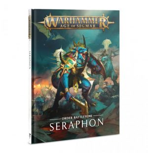 Games Workshop Age of Sigmar  Seraphon Battletome: Seraphon - 60030208008 - 9781788268400