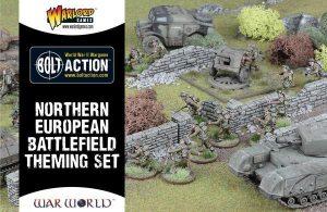 Warlord Games   Warlord Games Terrain Warlord Jungle Battlefield Theming Set - 842610002 - 5060393708018