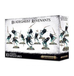 Games Workshop Age of Sigmar  Nighthaunts Nighthaunt Bladegheist Revenants - 99120207066 - 5011921104581