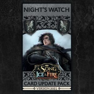 Cool Mini or Not A Song of Ice and Fire  Night's Watch A Song Of Ice and Fire: Night's Watch Faction Pack - CMNSIFFP3 -