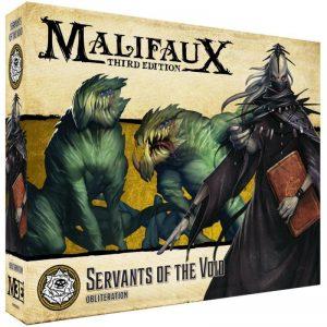 Wyrd Malifaux  Outcasts Servants of the Void - WYR23513 - 812152032583
