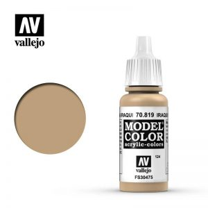 Vallejo   Model Colour Model Color: Iraqi Sand - VAL819 - 8429551708197