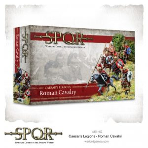 Warlord Games SPQR  SPQR SPQR: Caesar's Legions Roman Cavalry - 152211002 - 5060572504462