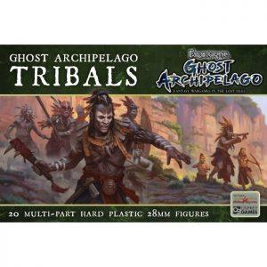 North Star Frostgrave  Frostgrave Ghost Archipelago Tribals - FGAP03 - 9781472896308