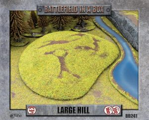 Gale Force Nine   Battlefield in a Box Battlefield in a Box: Large Hill - BB241 - 9420020243125