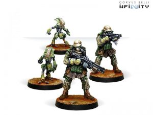 Corvus Belli Infinity  Haqqislam Hakims, Special Medical Assistance Group - 280495-0711 - 2804950007113