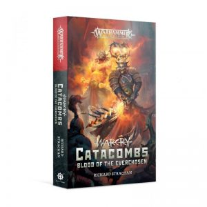 Games Workshop   Age of Sigmar Books Warcry: Catacombs - Blood of the Everchosen (paperback) - 60100281293 - 9781789998283