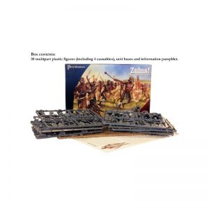 Perry Miniatures   Perry Miniatures Zulus! - VLW41 - VLW41