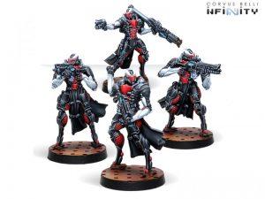 Corvus Belli Infinity  Nomads The Hollow Men - 280597-0733 - 2805970007336